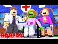 Roblox Molly Turns Into A Zombie & Goes To Hospital!