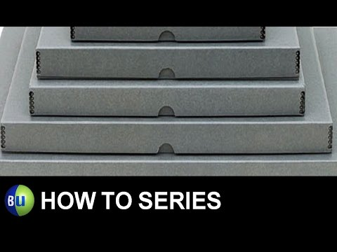 BU's How to Series: One Sheet Movie Poster Archiving