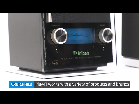 Dts Play Fi Wireless Whole Home Audio Crutchfield Video Youtube