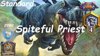Hearthstone: Spiteful Priest #10: Boomsday (Projeto Cabum) - Standard Constructed