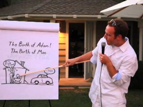 Funny Wedding Speech (1 of 2) - YouTube