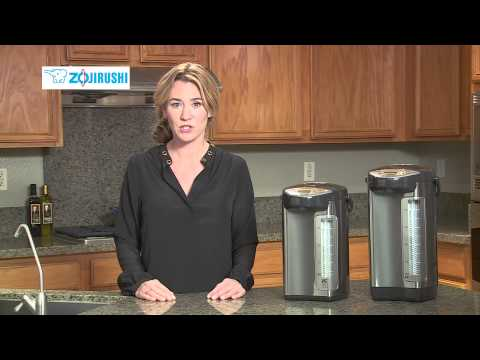 Zojirushi VE® Hybrid Water Boiler & Warmer CV-DCC40/50