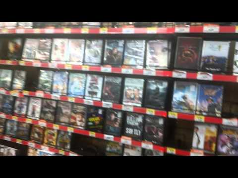 Dvd hunting at walmart 10 09 15 youtube for Fishing license md walmart