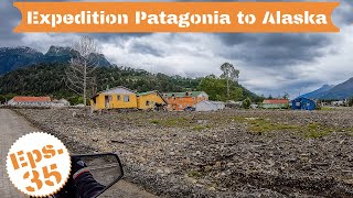 [S2 - Eps. 35]  A tragedy happened here - To Futaleufu, Chile by Motorcycle