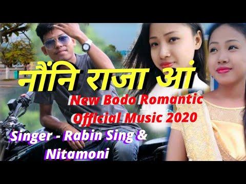 "NWNGNI 😎RAJA ANG "" New Bodo Romantic_ Official Music_ Video 2020 "" Ft Rabin Sing Daimary & Nitamoni"