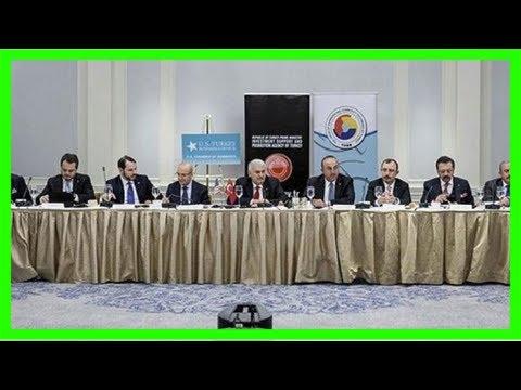 Trilyon dolarlık ceo'lara türkiye mesajı