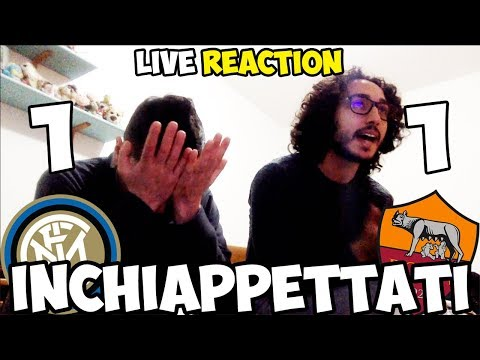 CE L'HA BUTTATO N'ALTRA VOLTA 🤬 | Inter-Roma 1-1 [LIVE REACTION]