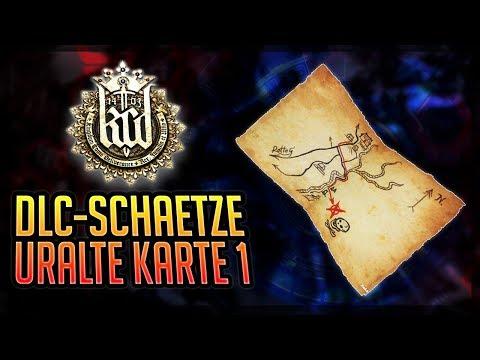 VERSTECKTE RÜSTUNG - Uralte Karte 1 Kingdom Come: Deliverance DLC Tipps deutsch