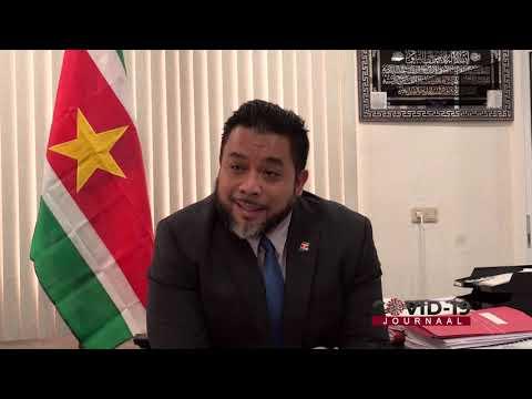 Minister Bronto Somohardjo kijkt terug naar 1 jaar Minister van BiZa en de COVID pandemie.