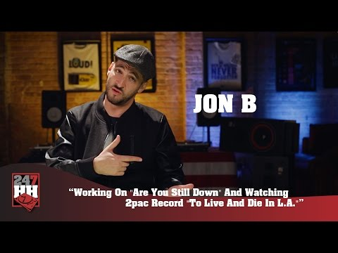 Jon B - Working On