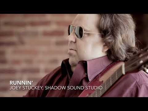 """Runnin'""—Joey Stuckey, Official Lyric Video"