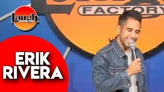 Erik Rivera | Can I Poke You? | Laugh Factory Stand Up Comedy