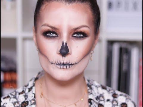 Skull Halloween Makeup Tutorial | Real Techniques | Benefit Cosmetics UK