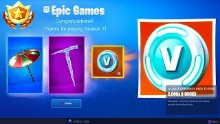 *FREE* Season 7 REWARDS in Fortnite Battle Royale! (Secret Season 7 UNLOCKS)