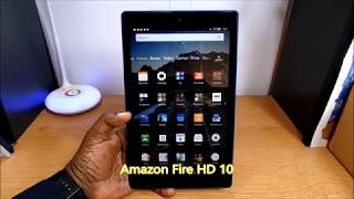 Amazon Fire HD 10 After One Month Of Use