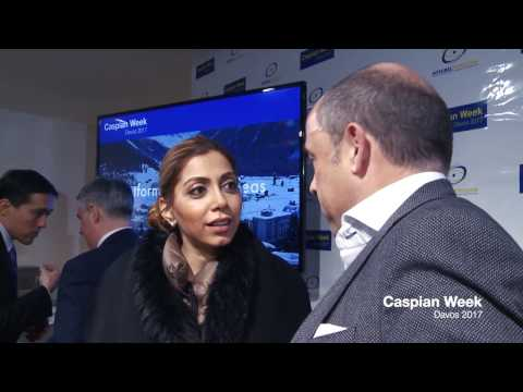 Caspian Week Conference: Day Two (Davos, 2017)