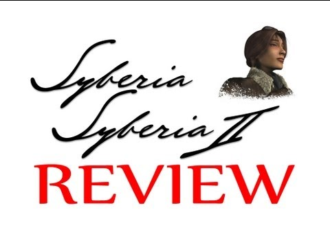 Video Games as Art: Syberia I & II Overview & Review