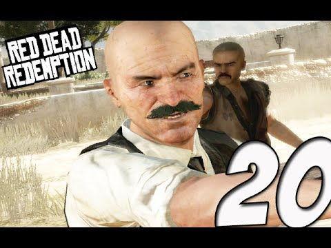 Red Dead Redemption Gameplay | Part 20 - HOW TO CHEAT IN POKER (Xbox One)