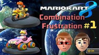 Mario Kart 8 200cc - Combination Frustration #1 w/ Matt