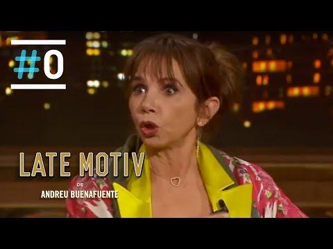 Late Motiv: Un ciclón llamado Victoria Abril #LateMotiv64   #0