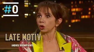 Late Motiv: Un ciclón llamado Victoria Abril #LateMotiv64 | #0