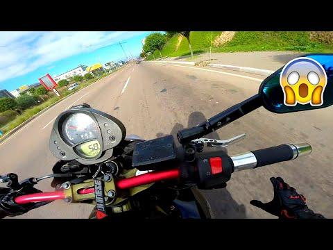 Pourquoi porter L'équipement moto...🚑