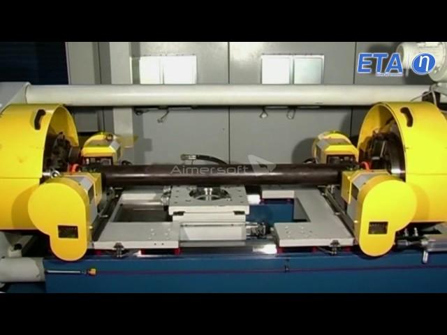 125Ton Doppelkopf-Reibschweißmaschine