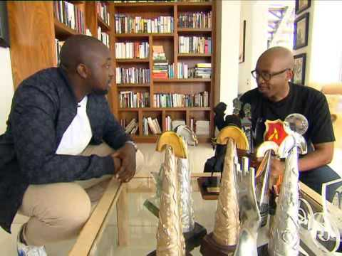 Top Billing gets a lesson in leadership from DJ Sbu (FULL INSERT)