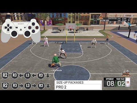 NBA 2k19 Tutorial | ALL Advanced Dribble Moves | Montage | MyPark 2k19