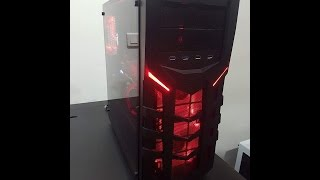 MY NEW PC GAMER FROM MEGA PC EPUISANT
