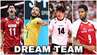 Dream Team | Men's Volleyball World Cup 2019 (HD)
