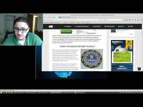 Panda News 001 | FBI to make deep web and VPN illegal