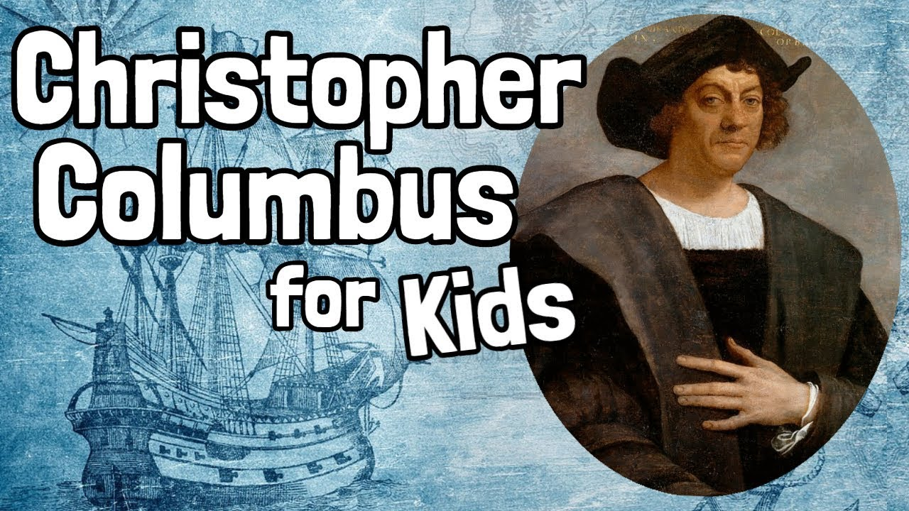 Christopher Columbus for Kids - YouTube [ 720 x 1280 Pixel ]