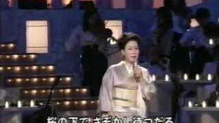 A popular traditional Japanese songs Enka - 東京だよおっ母さん Shim...