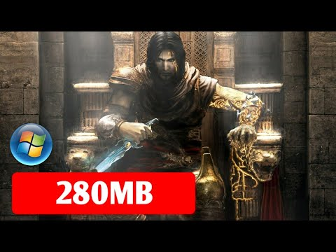 [280MB]How To Download Prince Of Persia On PC Highly Compressed|Prince Of Persia Two Thrones PC Game