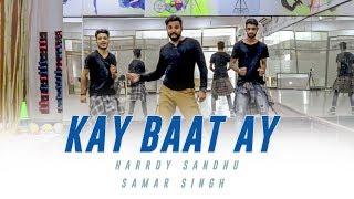 Kya Baat Ay Dance Choreography | Zumba | Harrdy Sandhu |  Punjabi Dance 2018 | Samar Singh