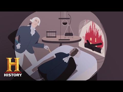 Better Than Fiction: George Washington, Reanimated?   History