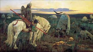 ilya Muromets and the robbers (fragment of bylina) (Slavic epic poem/Russian epic poem)