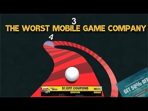 The Worst Mobile Game Company... | VooDoo