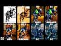 Killer Instinct SABREWULF Graphic Evolution 1994-2016 | GB GBC SNES N64 ARCADE PC | PC ULTRA