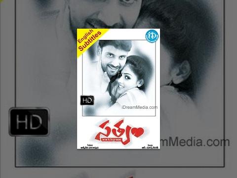 Satyam Telugu Full Movie    Sumanth,...