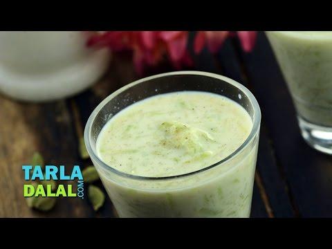 Lauki ki Kheer, Doodhi Kheer (Heart friendly) by Tarla Dalal