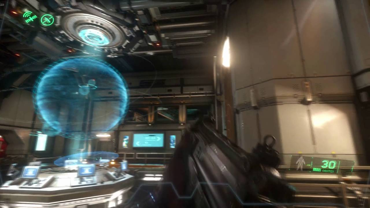 Star Citizen   Sneak Peek   Vision Stabilization