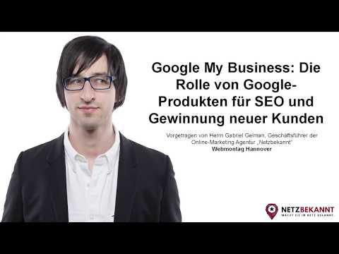 #GoogleMyBusiness | Gabriel Gelman: