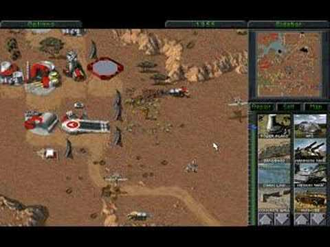 Review: Command & Conquer: Tiberian Dawn for AmigaOS 4 x