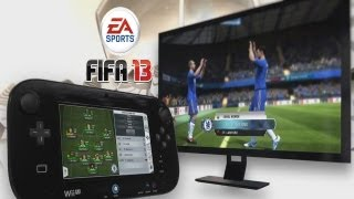 Gameplay FIFA 13 sur Wii U FR