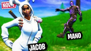 JACOB MNIE KERUJE w Fortnite!