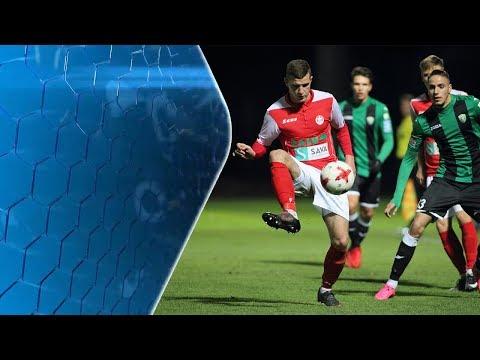 17. krog: Aluminij - Rudar 0:2 ; Prva liga Telekom Slovenije 2017/18