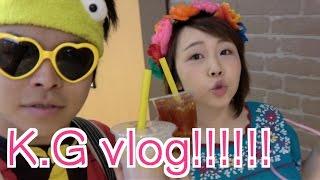 【ゆる動画】海外に憧れてる夫婦のモノマネ thumbnail