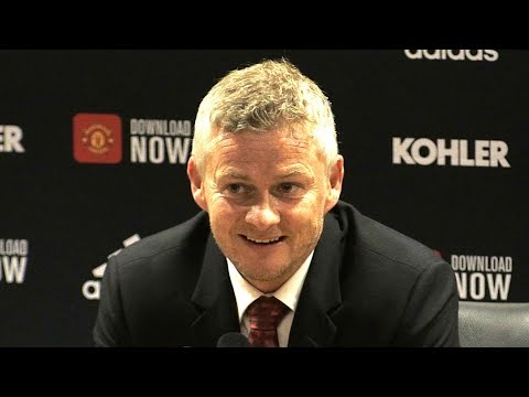 Man Utd 1-0 Leicester - Ole Gunnar Solskjaer Full Post Match Press Conference - Premier League